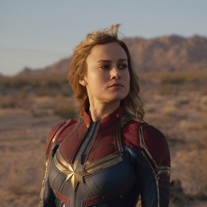 Captain Marvel_Trailer Some Are Built. Some Are Made. Some
