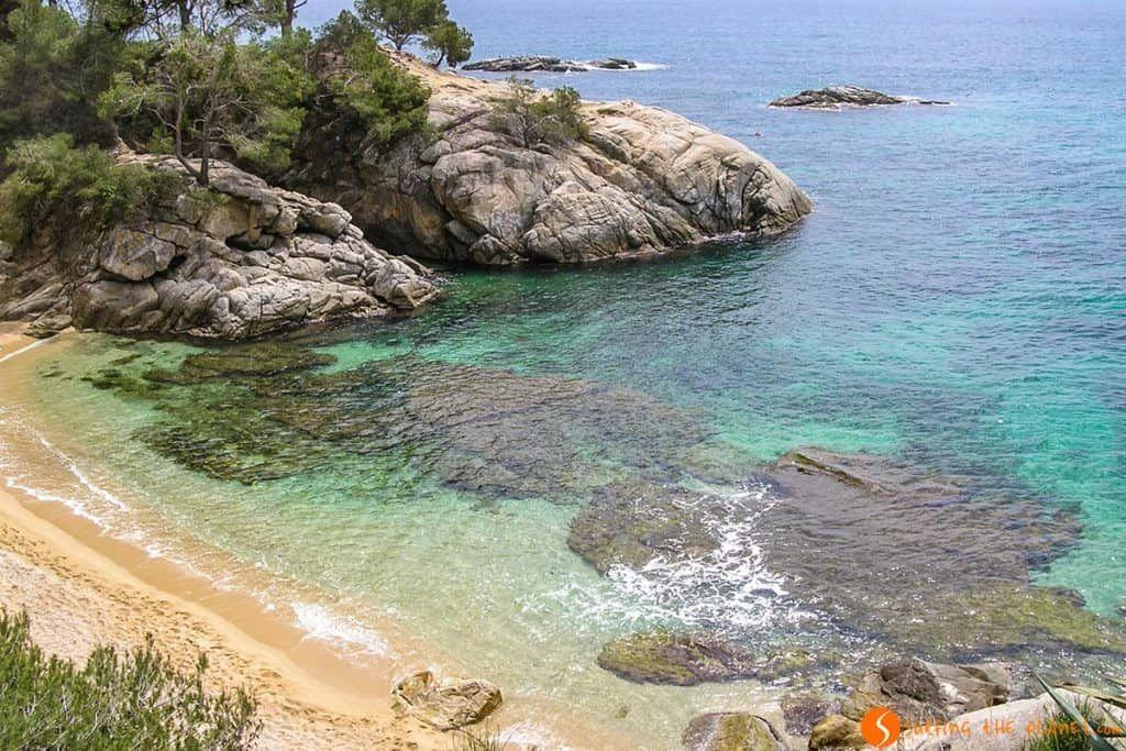 Las 25 Mejores Playas Y Calas De La Costa Brava Calas Costa Brava Ruta Costa Brava Calas