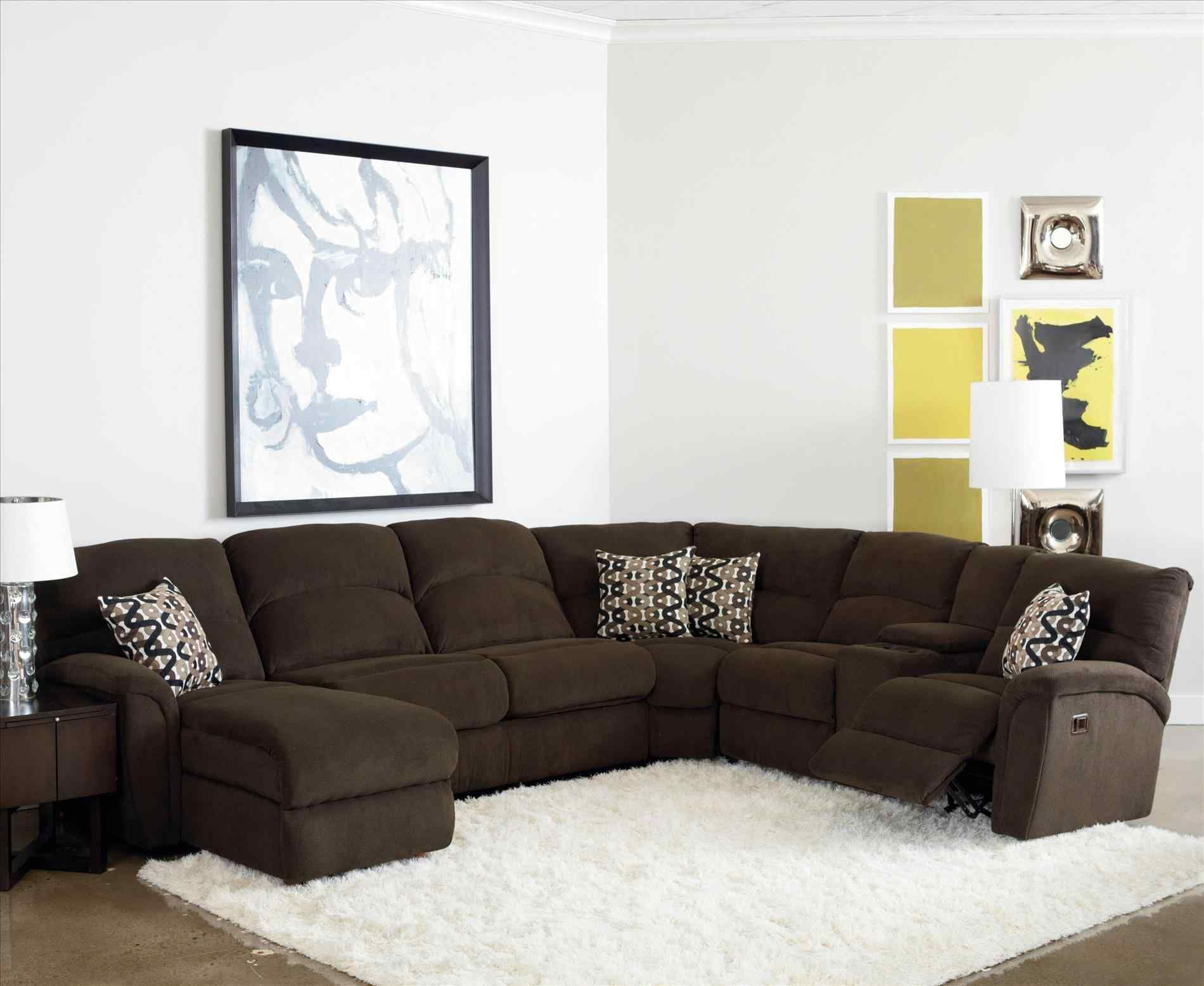 Exceptional Grand Lane Sectional Sofa With Recliner Torino Pc Power W Laf Console  Loveseat Continental By Southern