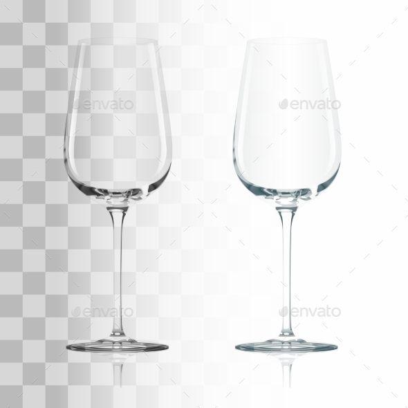 Glass, Wine Design, Wine