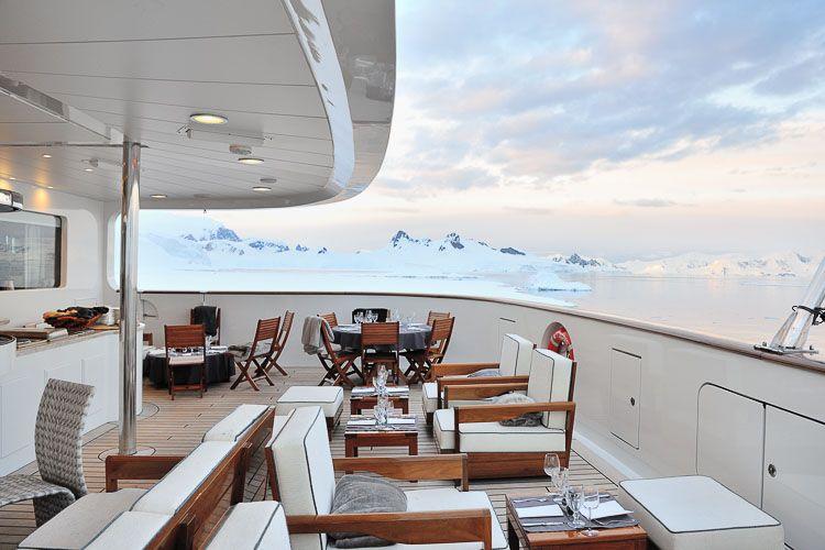 Antarctica Legend Yacht 22