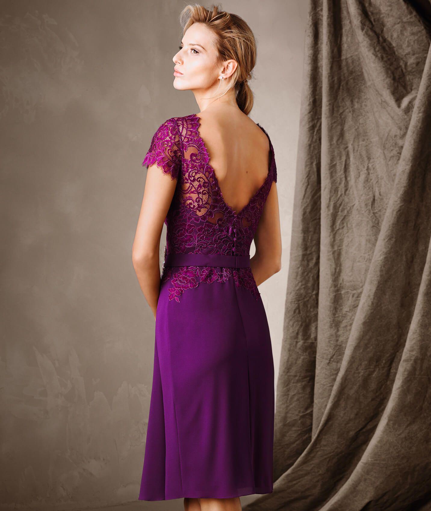 5616a1413a9 CELIA Vestidos Color Rosa, Vestidos De Baile Largos, Vestidos De Encaje,  Vestidos Formales