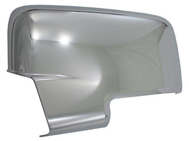 Custom Fit Mirror Covers Chrome Plated ABS Plastic QAA Side Mirror Trim