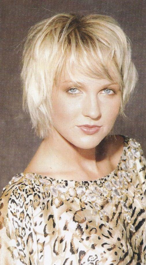 Cute Chin Length Shag Haircut | hair | Pinterest | Haircuts, Hair ...