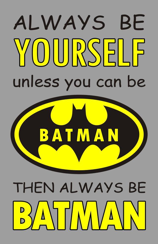 Free Superhero Printable Batman Birthday Party Batman Party