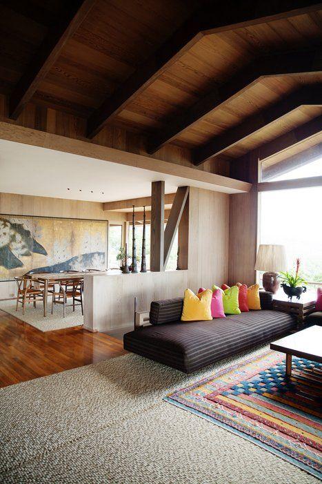 Liljestrand House - Condé Nast Traveler Acabados de lujo