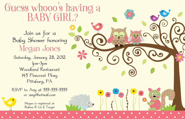 Owl baby shower invites baby shower pinterest owl shower owl baby shower invites filmwisefo Choice Image
