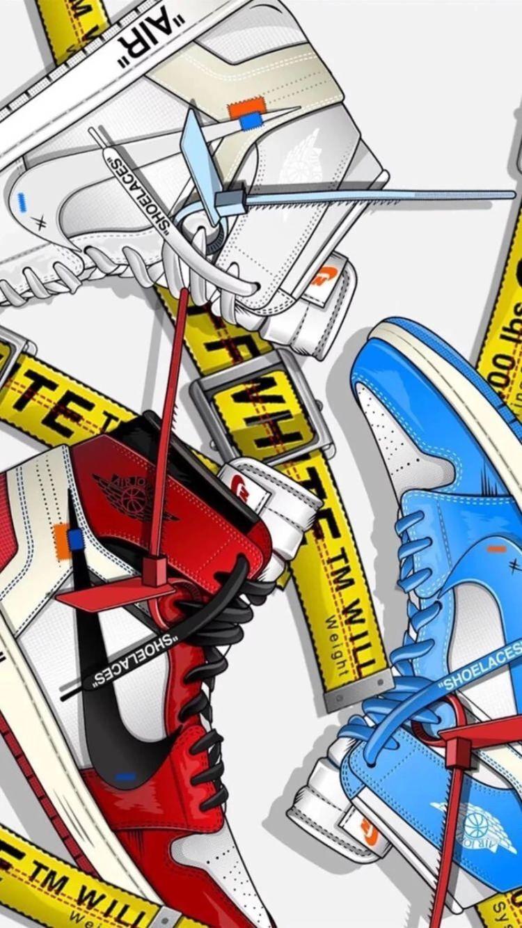 Pin by Alex Della Grotta on Sneaker Wallpapers Sneakers