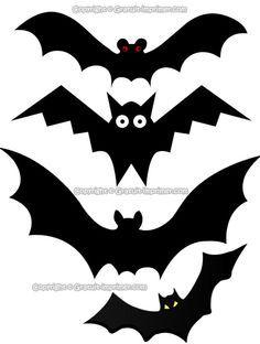 Clipart Chauve Souris Images Gratuit A Imprimer Pour Halloween