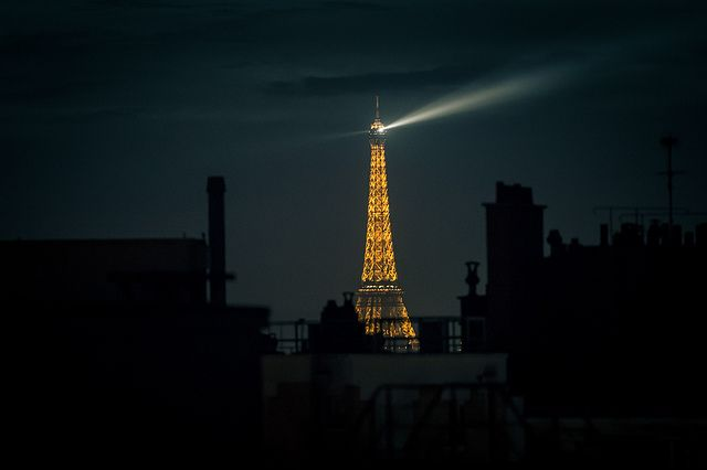 Tour Eiffel - Paris by hebiflux, via Flickr