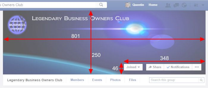 Facebook Cover Photo, Group Header Image Size And Other FB ...