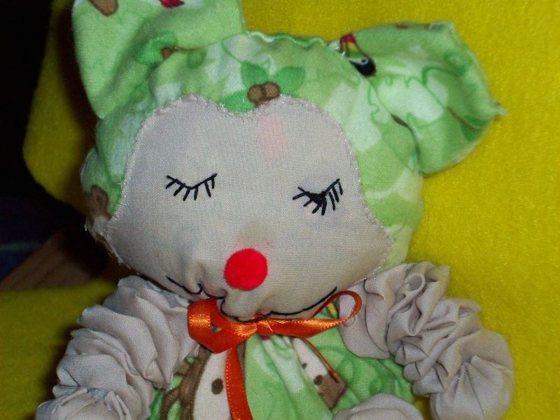 monkey yoyo doll