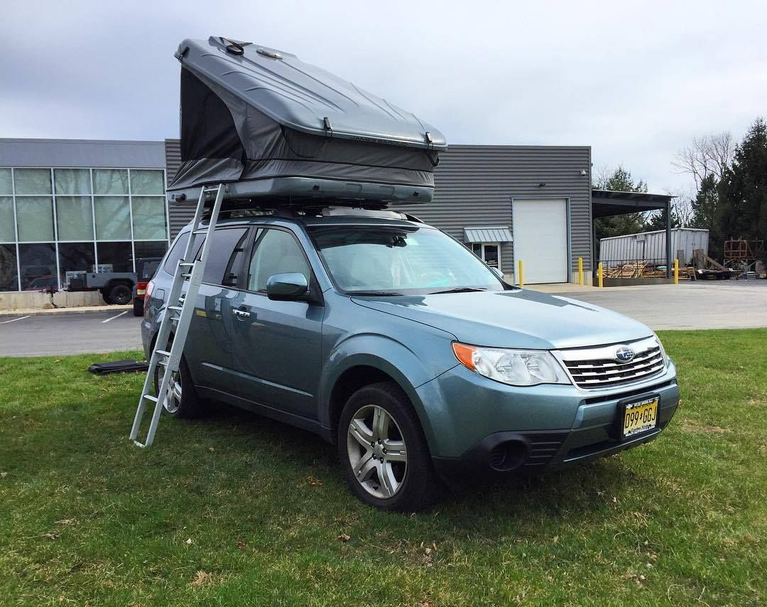 Subaru Forester Rooftop Tent Roof Top Tent Suv Camper