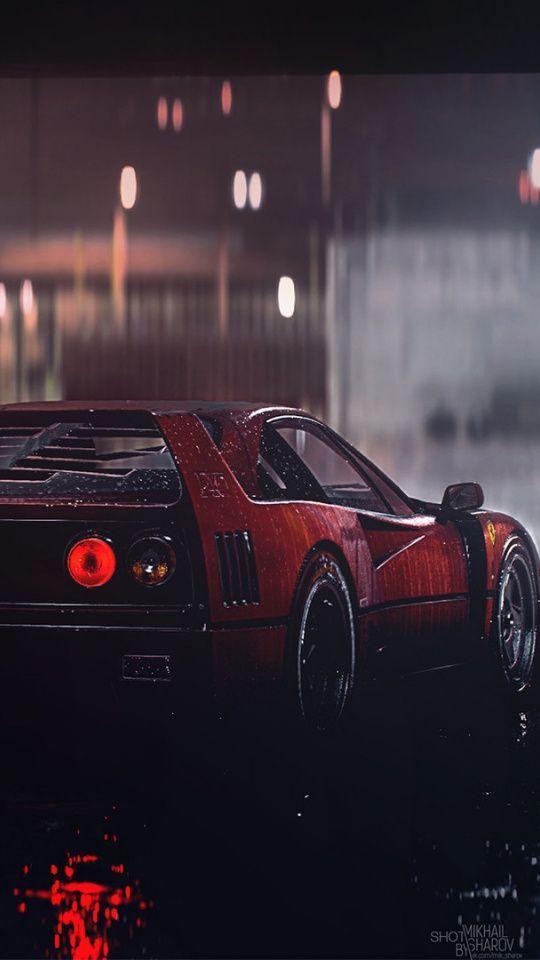 Ferrari F40, classic car, art wallpaper – Luxury Brand Car Information And Promotion Blog