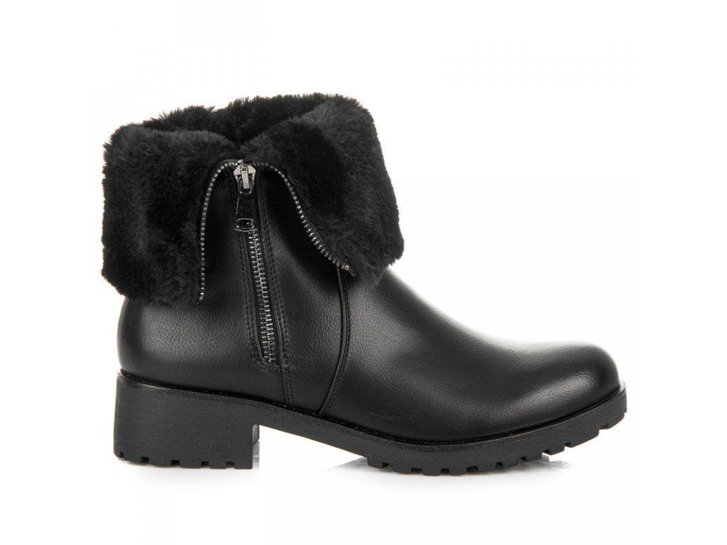 a3d1b88c976d Členkové topánky Alena