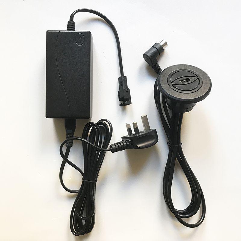 Enjoyable U K Standard Power Cord 29V 1 8A Switch Power Supply Power Short Links Chair Design For Home Short Linksinfo