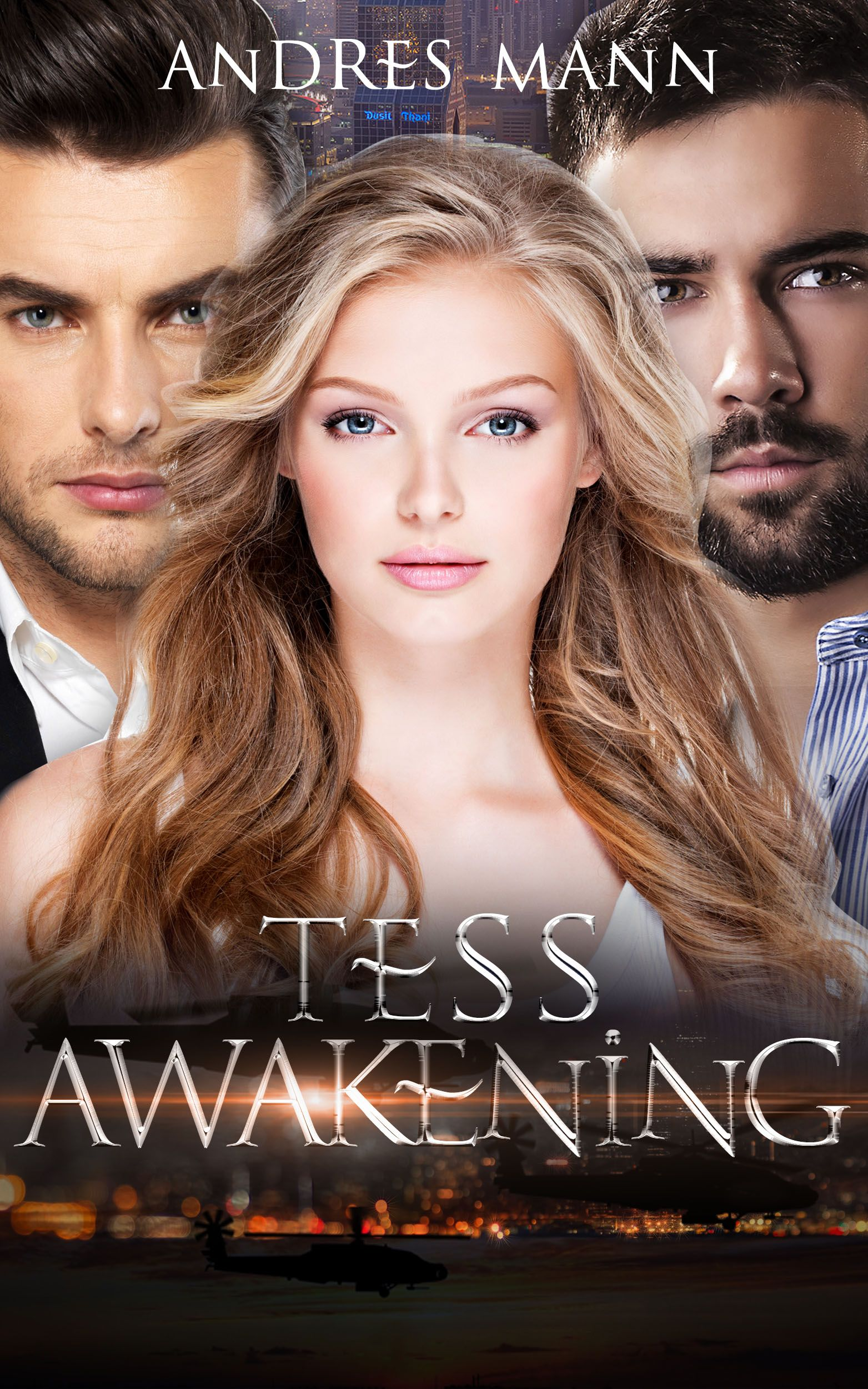 The first book of the exciting Tess series of adventure books