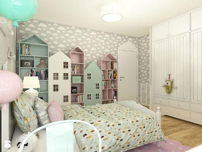 Habitaci n infantil rom ntica dormitorios infantiles - Habitacion infantil rosa ...