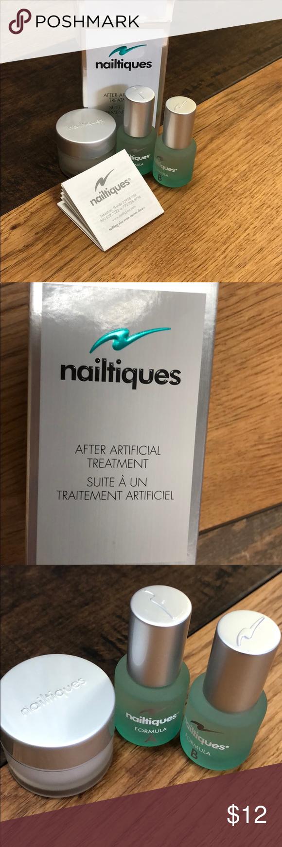 Nailtiques nail repair kit NWT | My Posh Closet | Pinterest | Nails ...