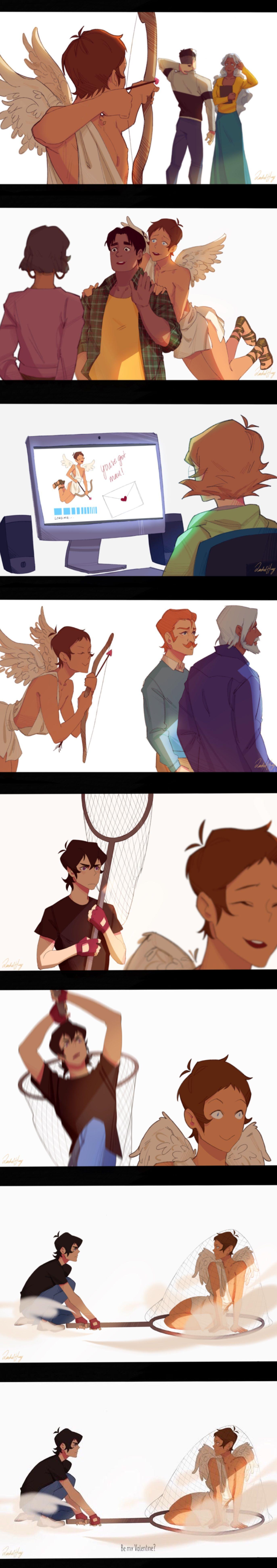Rachelhuey88 - Tumblr Cupid Lance