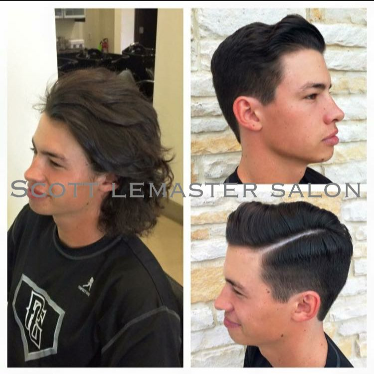 Before And After Transformation By Scott Lemaster Salon And Spa