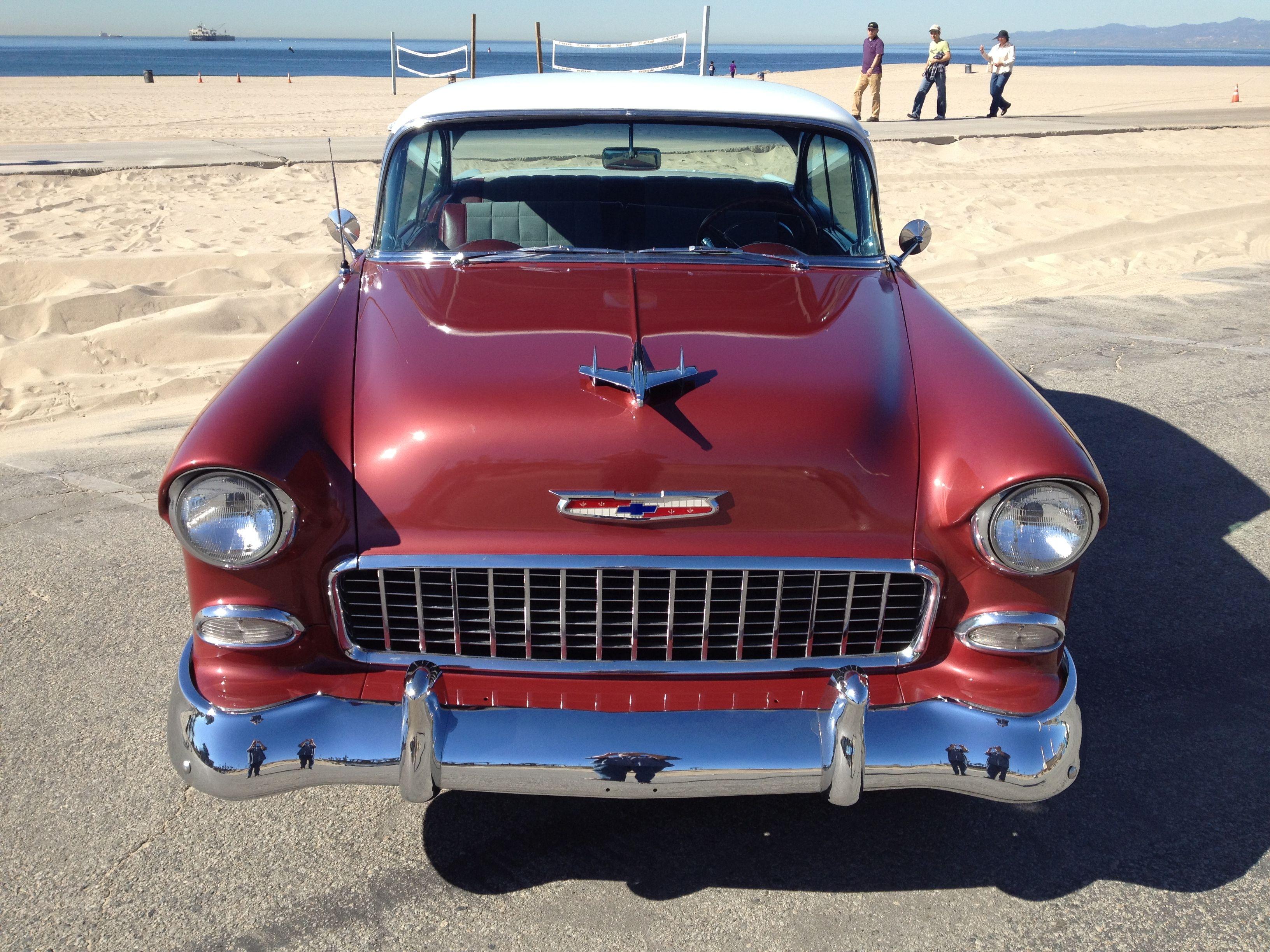 1955 Chevy Bel Air, 2 door Hardtop