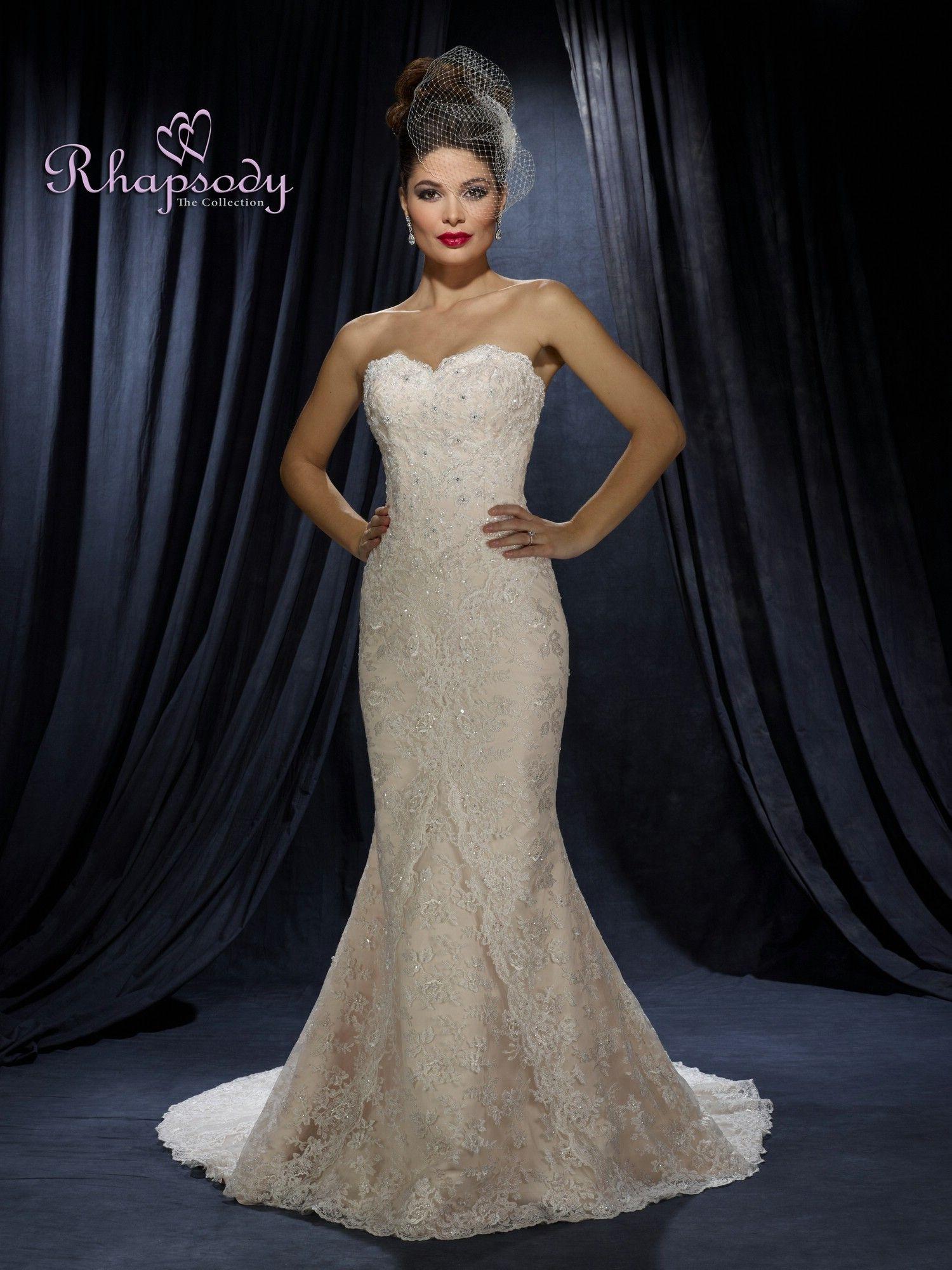 Symphony Rhapsody Wedding Dresses Style R7205 1 375 00