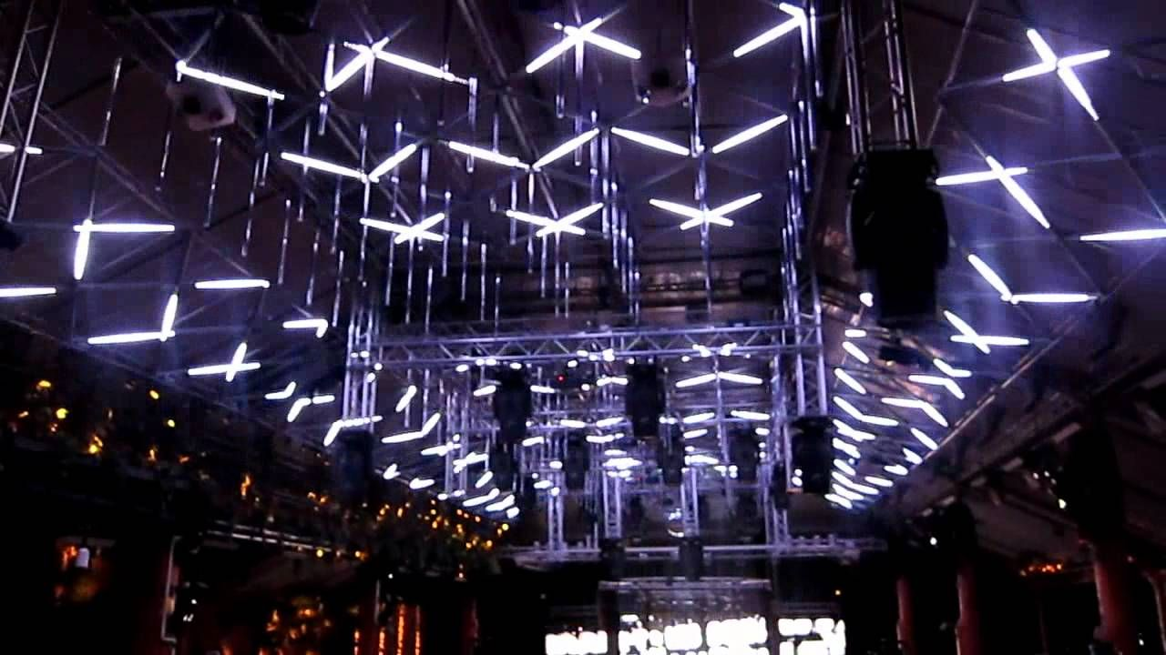 Amnesia Ibiza, the best global club 3D LED installation | booth ... for Led Light Installation Art  166kxo