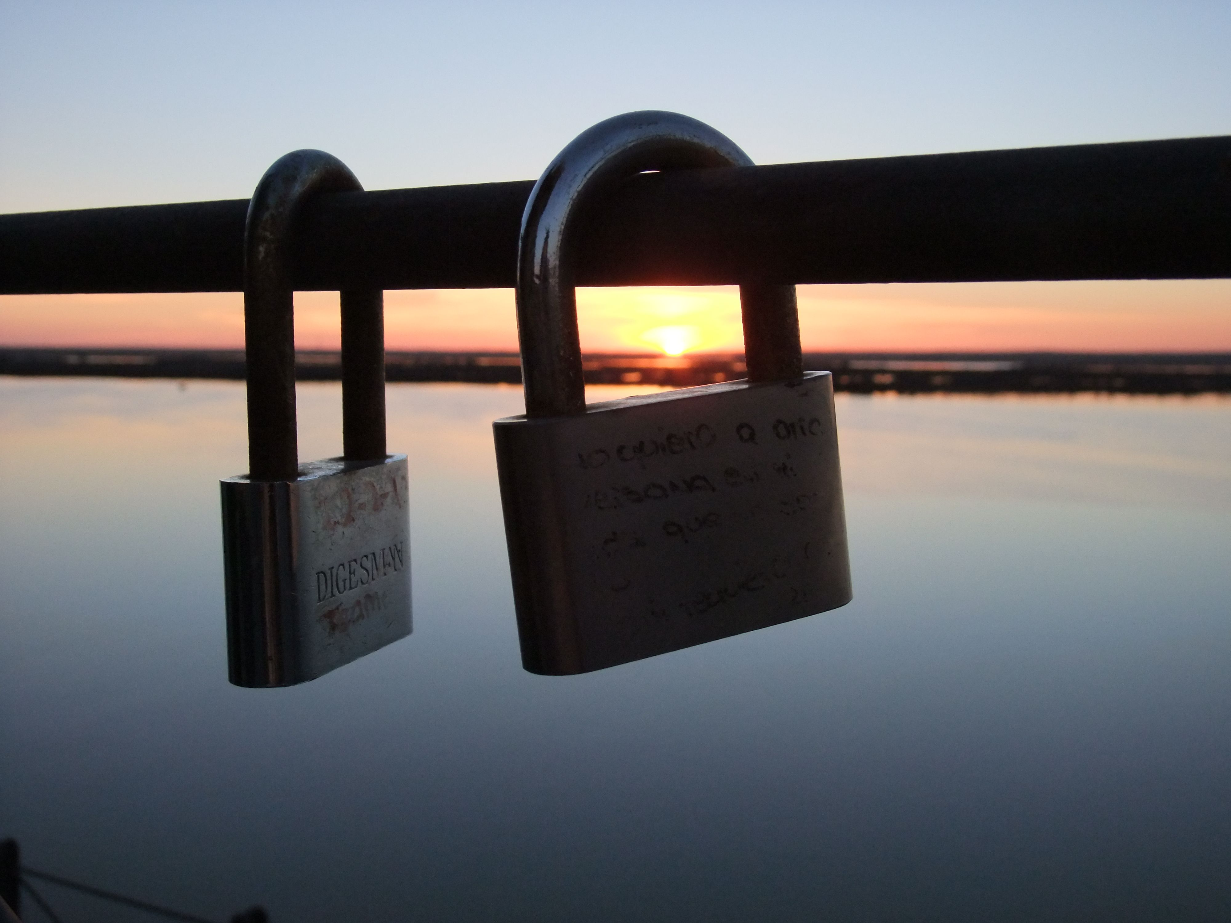 candados // padlocks // Huelva