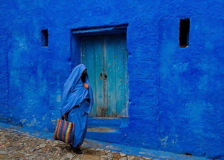 Máte radi modrú? Marocké mesto Chefchaouen vás ohúri! – Doba Magazín