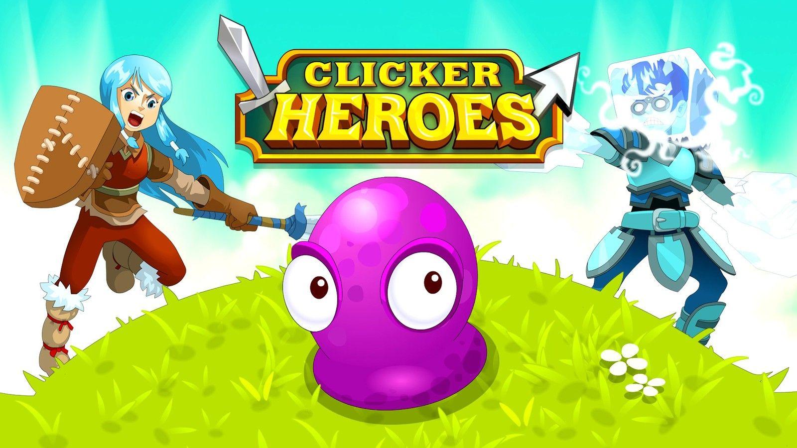 Clicker Heroes Hacked Tool (Guide) Tips & Tricks Hero