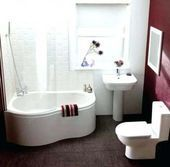 Photo of 66 Trendy bath tub shower combo small spaces bathroom remodeling #colorful #ph #…