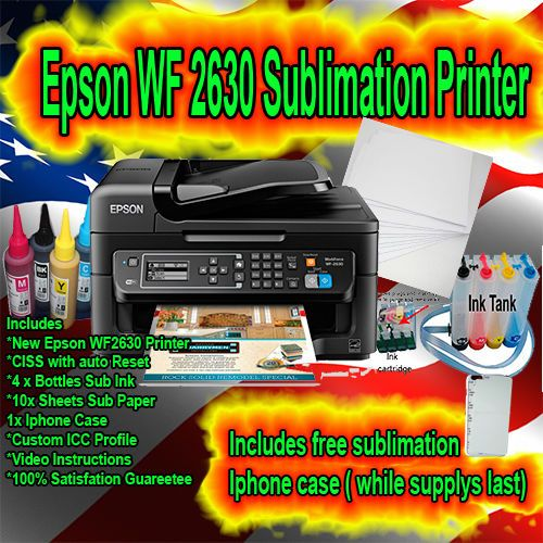 CISS Ink System with the latest technology  Artisian 1400, Artisian