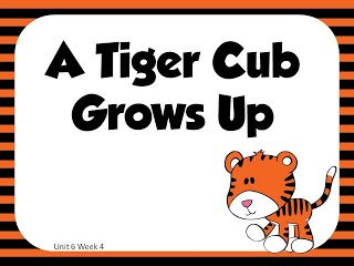 First Grade Treasures Reading PowerPoints FREEBIE {Units 3-6}