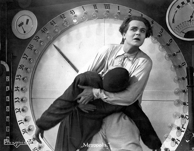 Risultati immagini per metropolis film 1926