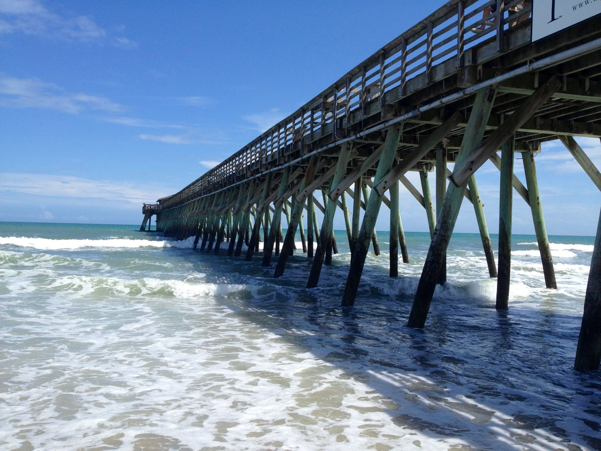 Places I Traveled With an Ex - Myrtle Beach State Park ...