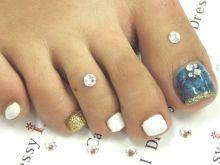 summer pedicure 今月のキャンペーンデザイン|Can I Dressy 池袋東口店のブログ
