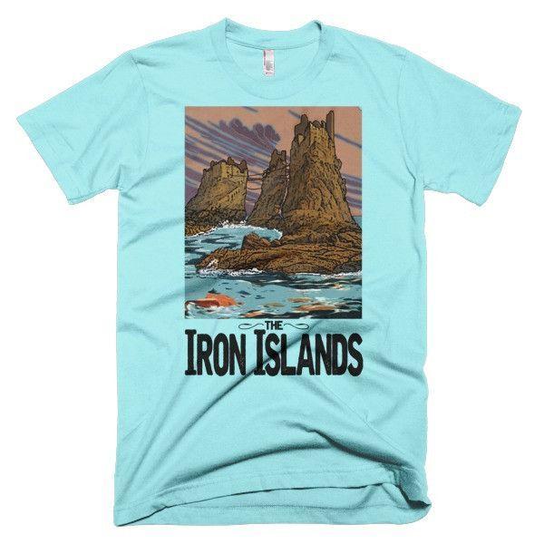 Iron Islands - Short sleeve men's t-shirt