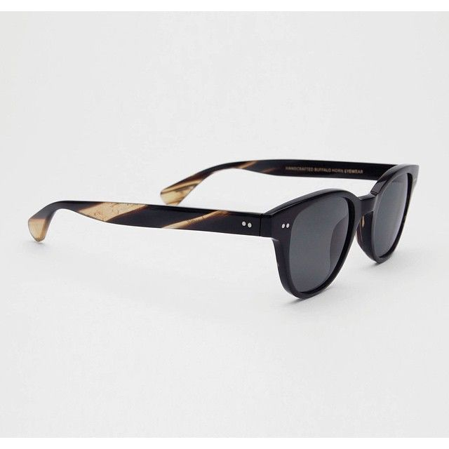 f9b504067be9 Lewis Fredericks - Handcrafted Buffalo Horn Eyewear   Products I ...