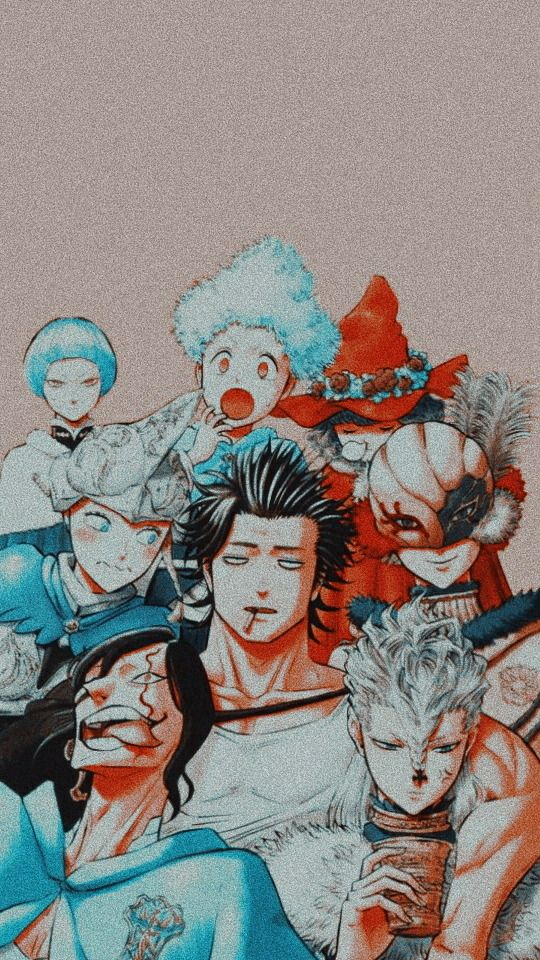 Ask the black bulls — Black clover wallpapers Like or ...