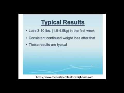 A Brief Clip about the Best Diet Plan for Weight Loss