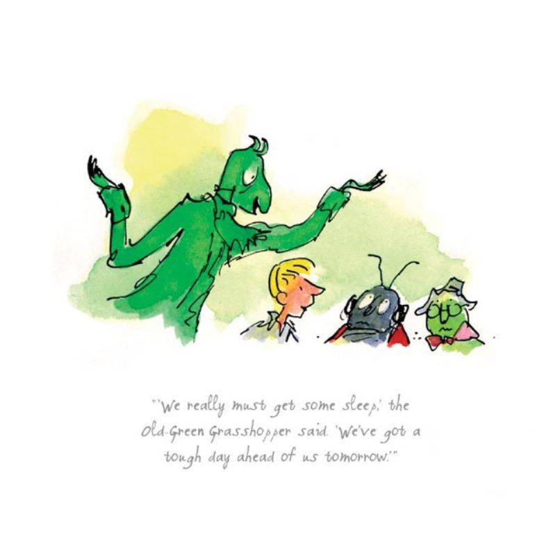 Action Stations! - James Shouted by Quentin Blake in 2020 ...