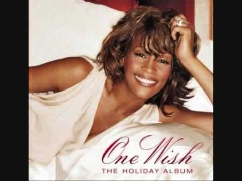 Whitney Houston The Christmas Song Whitney Houston Christmas Music Videos Holiday Music