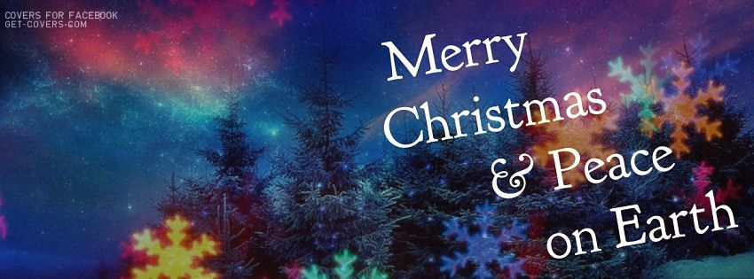 Merry Christmas Facebook Cover | Merry Cmas | Pinterest | Covers ...
