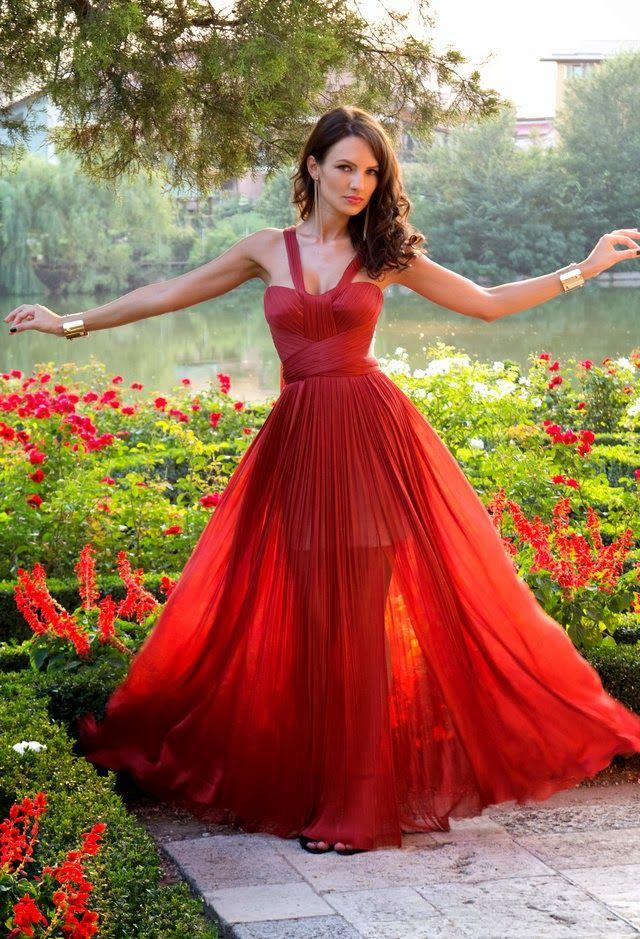 Increibles vestidos para ocasiones especiales | vestido boda fer ...