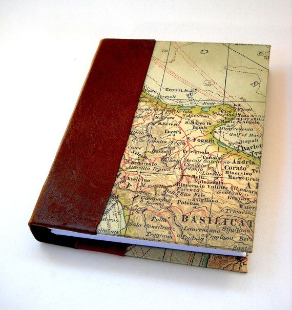 Old world map journal by thealtereddiaries on etsy map decor old world map journal by thealtereddiaries on etsy gumiabroncs Choice Image