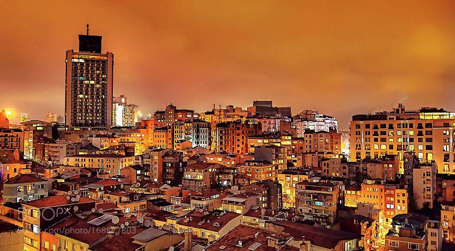 İstanbul soul by AylinKinacioglu