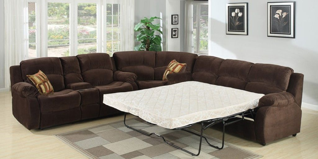 Sectional Sleeper Sofa With Queen Bed Couches And Furniture