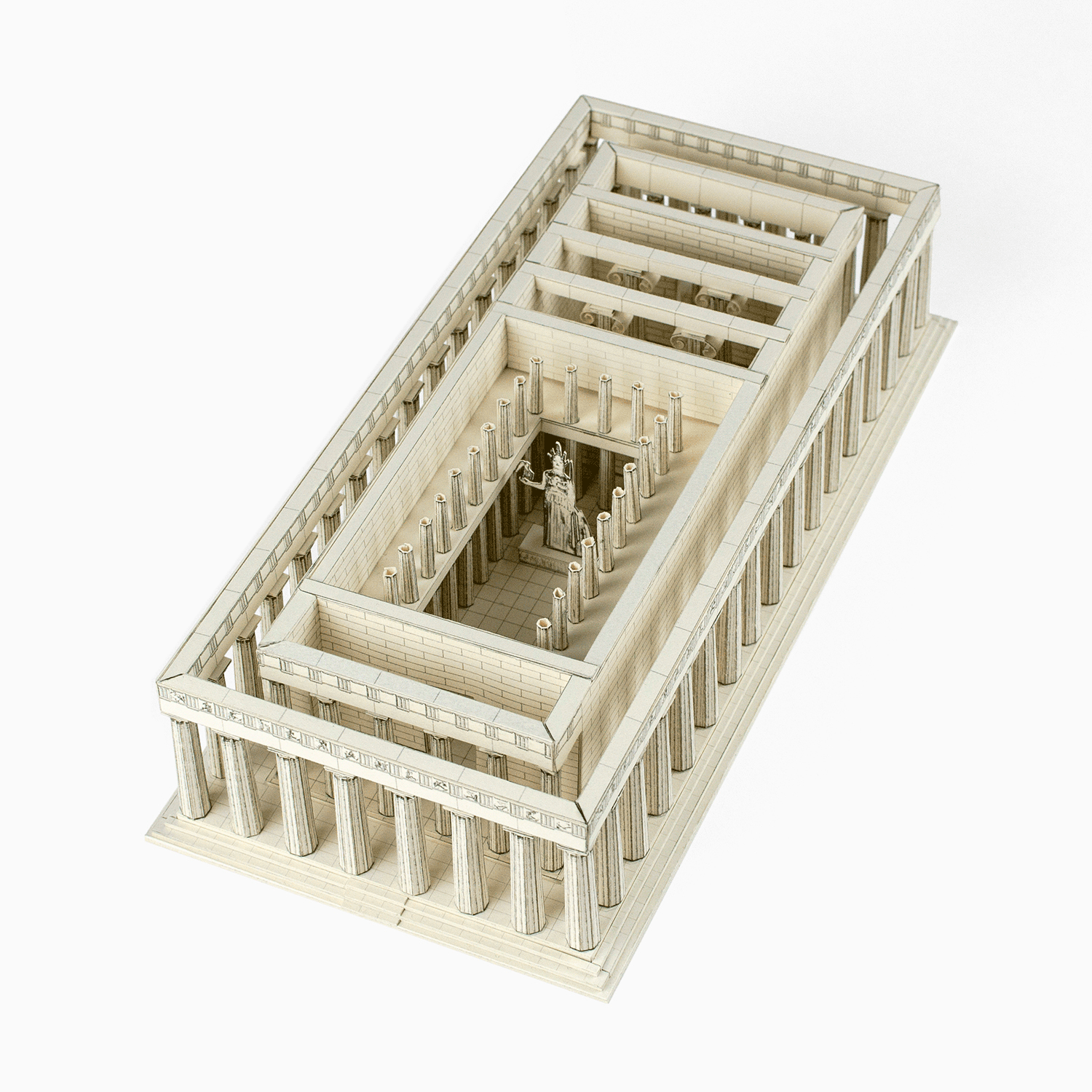 The Parthenon In With Images