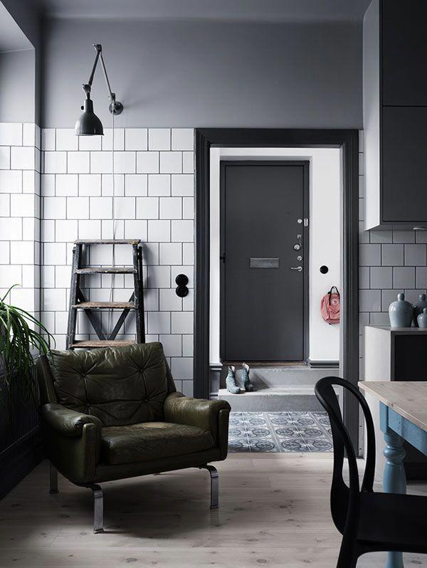 Interior Design Courses Online #HomeDecorationForSale #dunkleinnenräume
